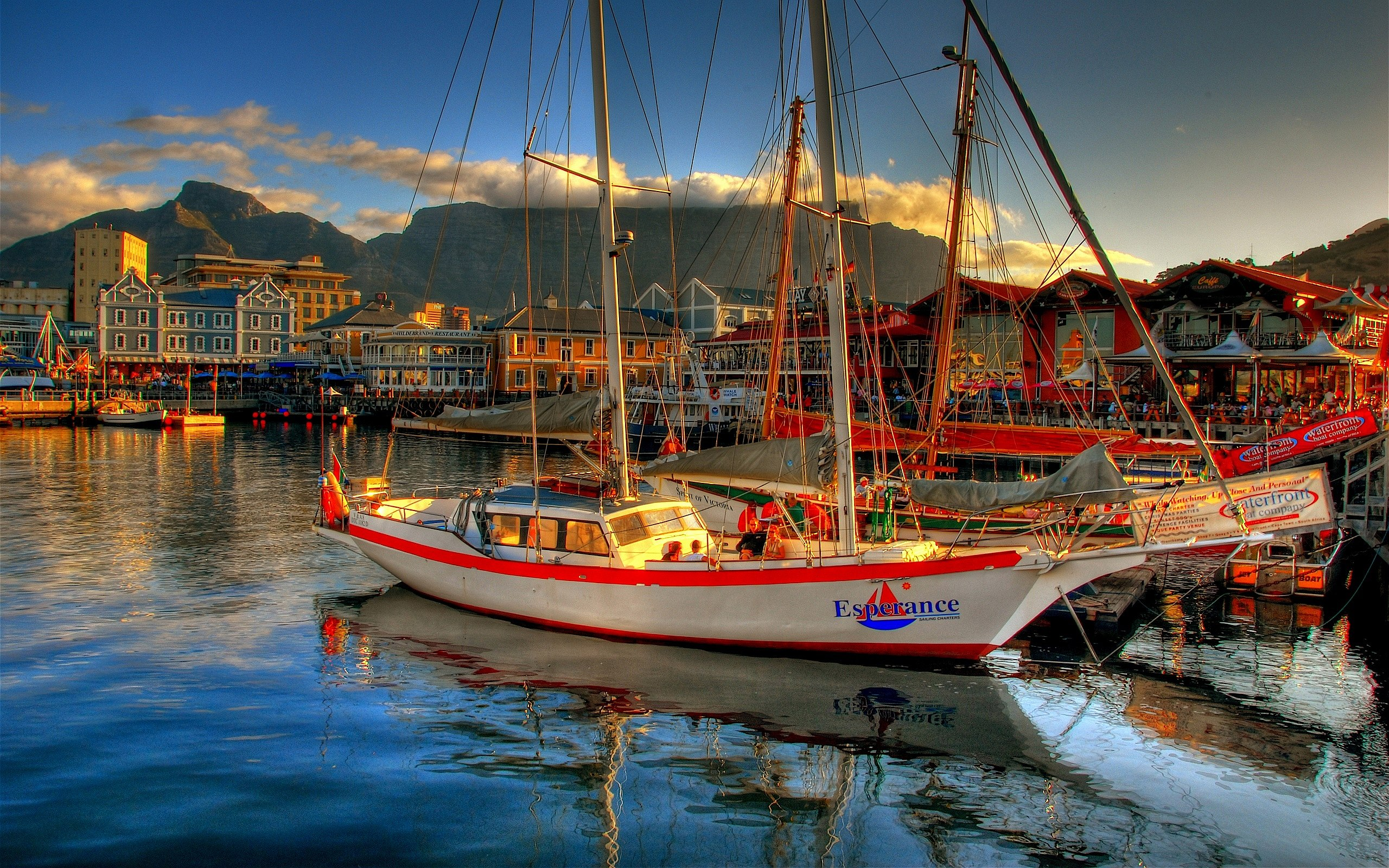 Harbour-South-Africa