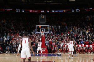 Madison Square Garden basket viaggio