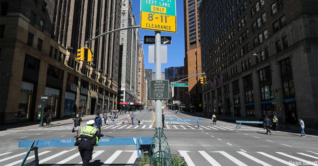 New York con gli occhi di un newyorkese - avenue